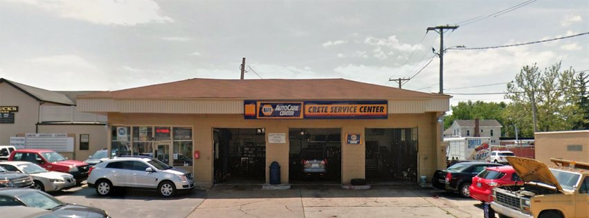 Crete Service Center: 1350 Main St, Crete, IL