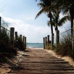 Photo Of Smathers Beach Snack Shack Key West Fl United States