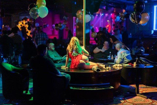 Black strip club in dallas
