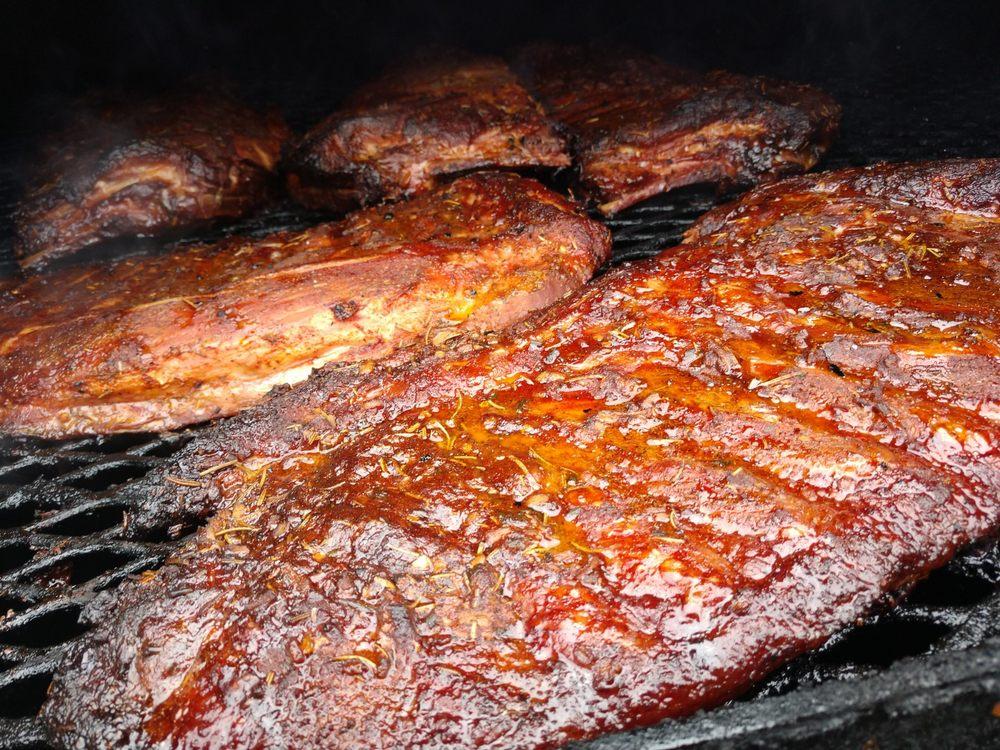 10-10 BBQ: 5 Adams St, Moravia, NY
