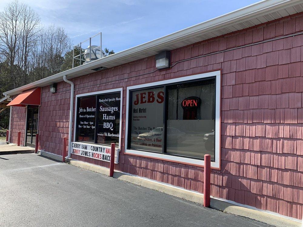 Jeb's Meat Market & Diner: 15668 Carrollton Blvd, Carrollton, VA