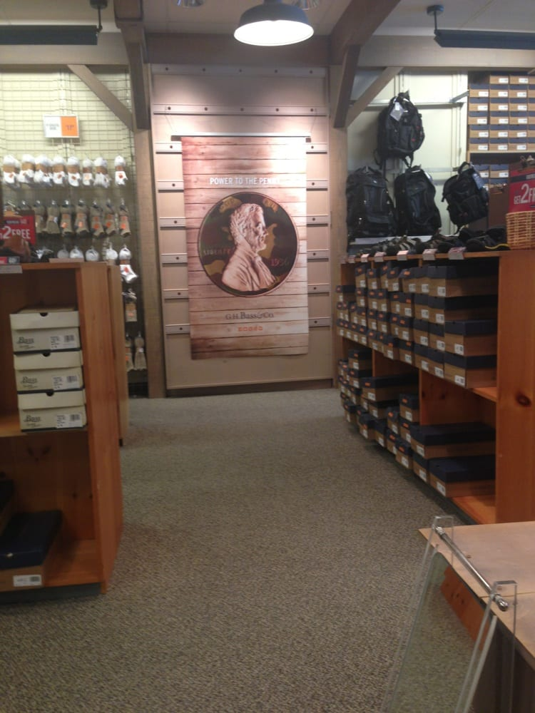 Coupons bass outlet stores