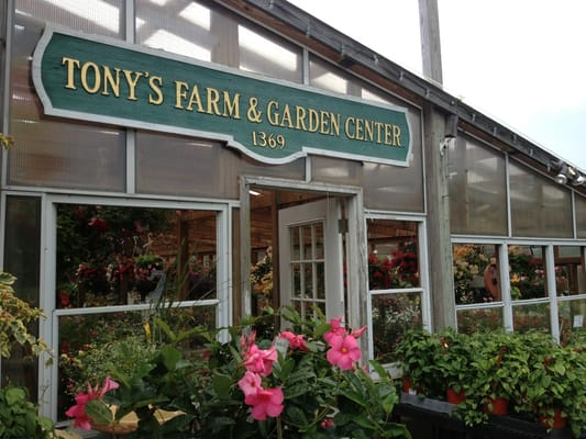 garden centers nj. Photo Of Tony\u0027s Farm \u0026 Garden Center - Hightstown, NJ, United States. Front Centers Nj