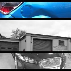 Car Paint Body Shop Ipswich