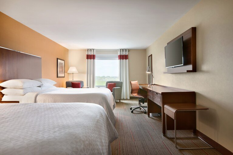 Four Points by Sheraton Fargo Medical Center: 5064 23rd Avenue South, Fargo, ND
