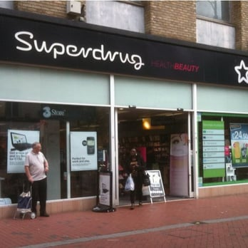 Superdrug Pharmacy Chemists 55 59 Broad Street Reading