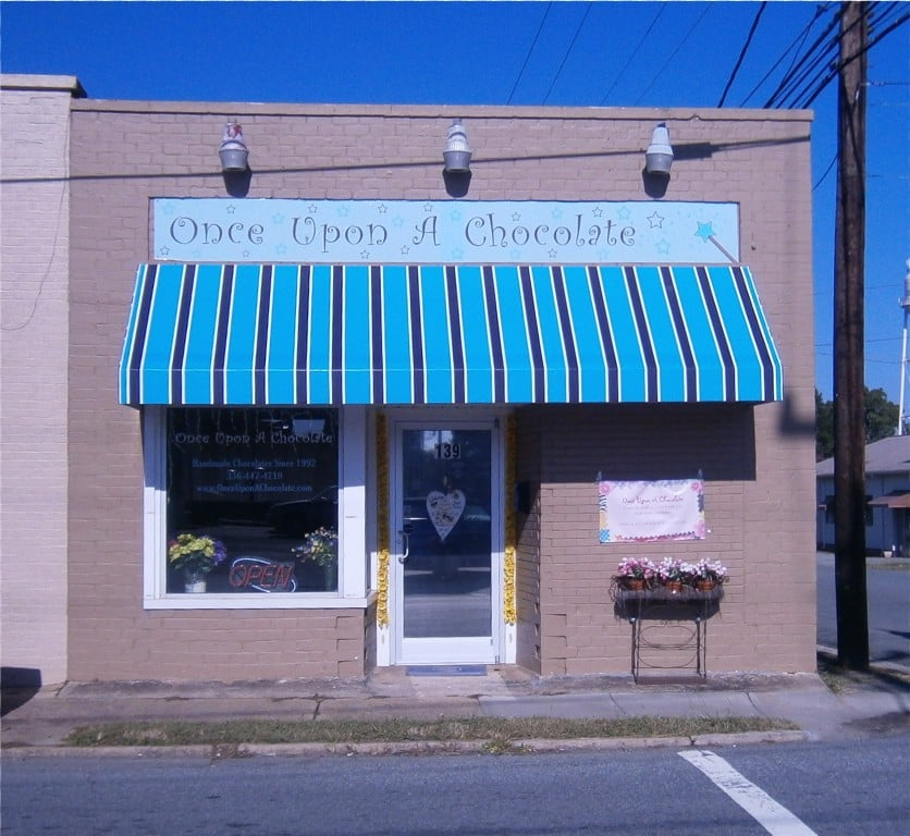 Once Upon A Chocolate: 139 Piedmont Ave, Gibsonville, NC