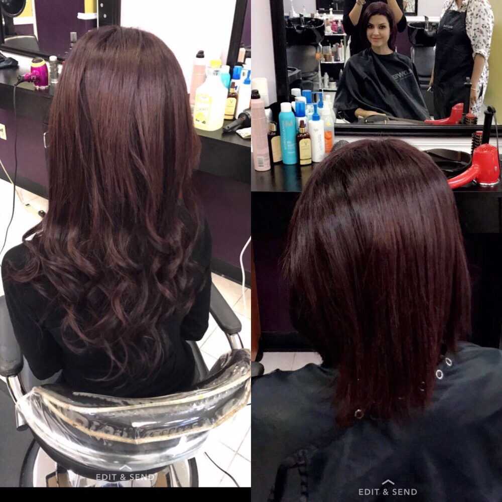 Before And After Hair Extensions Last 6 Months Yelp