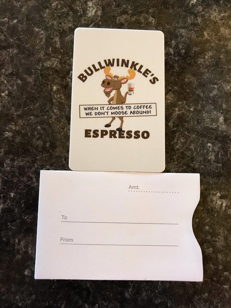 Bullwinkle's Espresso: 100 Rocky Cliff Dr, Kalispell, MT