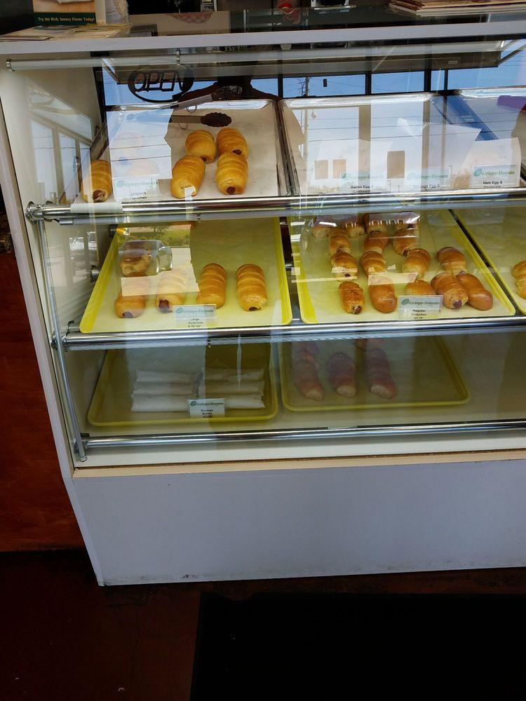Donut Palace: 4209 Clay St, Vicksburg, MS