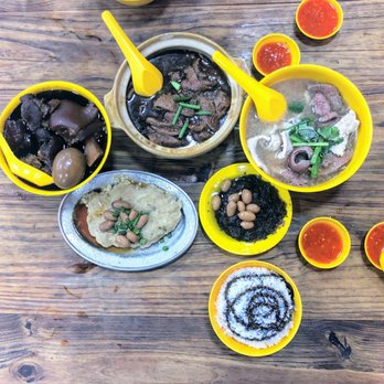 how to make pork organ soup