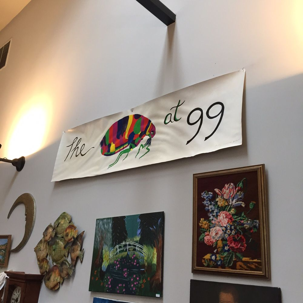 Flea At 99: 99 Railroad St, Canaan, CT