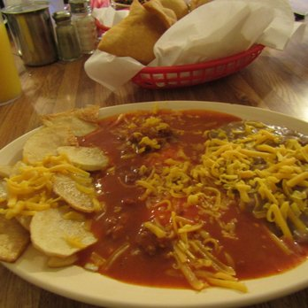 Photo Of Leroy S New Mexican Food Albuquerque Nm United States Huevos Rancheros