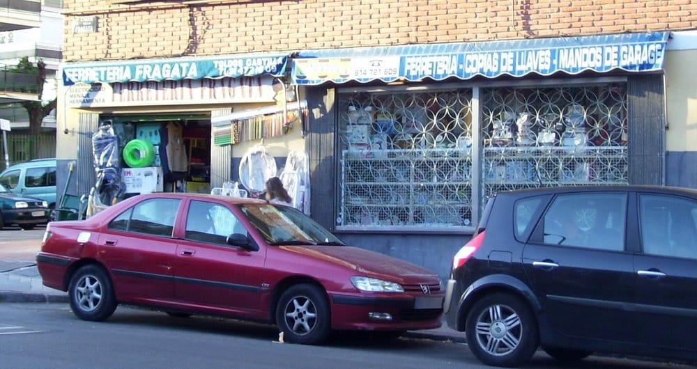 Ferreter a fragata ferreter as calle de la fragata 24 for Ferreteria cerca de mi ubicacion