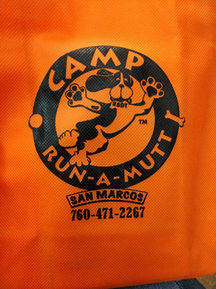 Camp Run-A-Mutt San Marcos