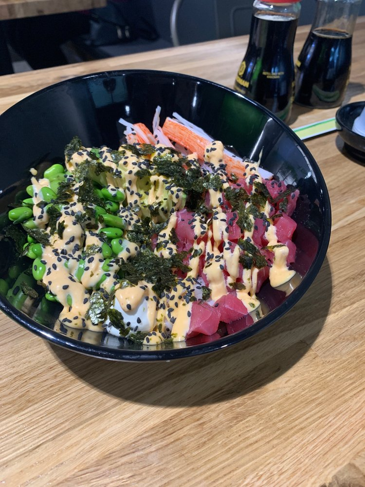 Food from Craft Sushi