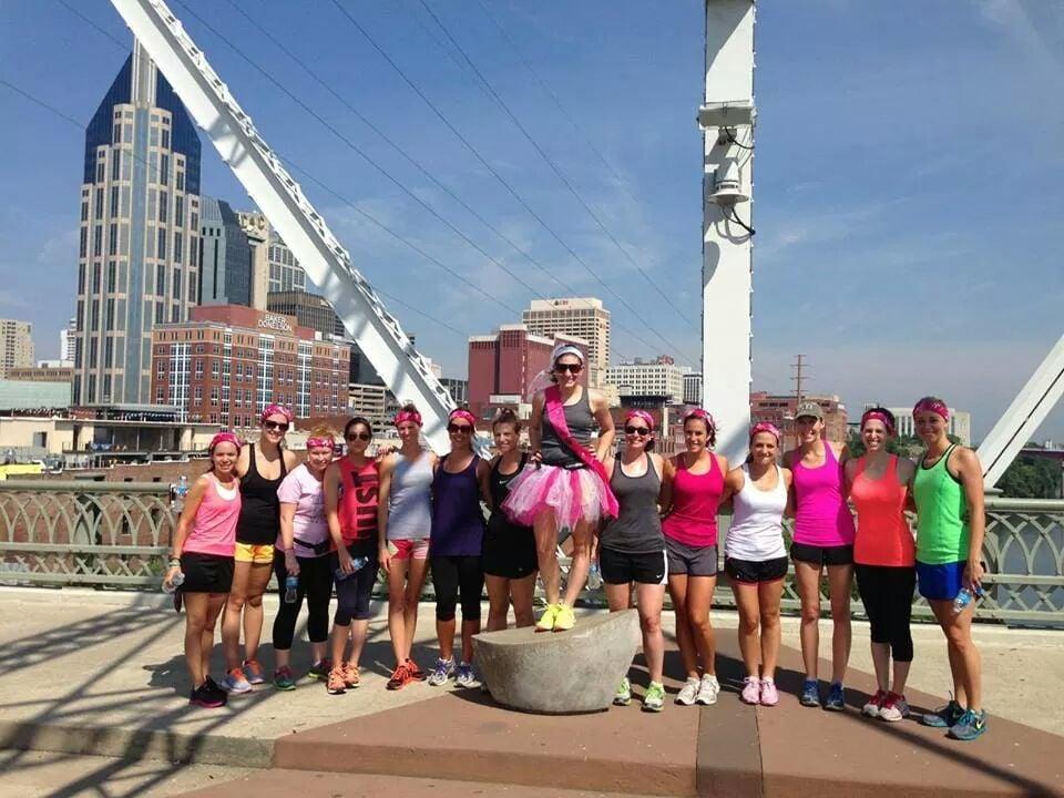 Nashville Running Tours: Nashville, TN