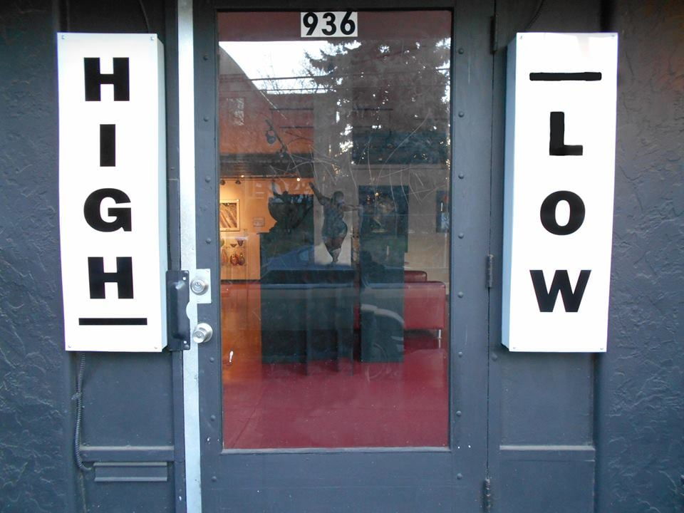 High Low Art Space