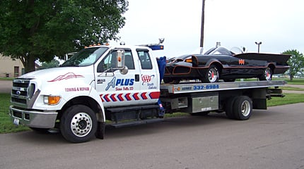 A Plus Towing: 1309 E Walnut St, Sioux Falls, SD
