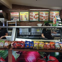 Photo Of Subway Munising Mi United States Making Our Sandwiches