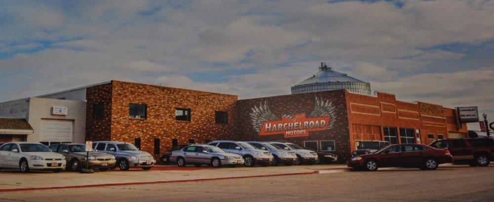 Harchelroad Motors - Wauneta: 122 N Tecumseh, Wauneta, NE