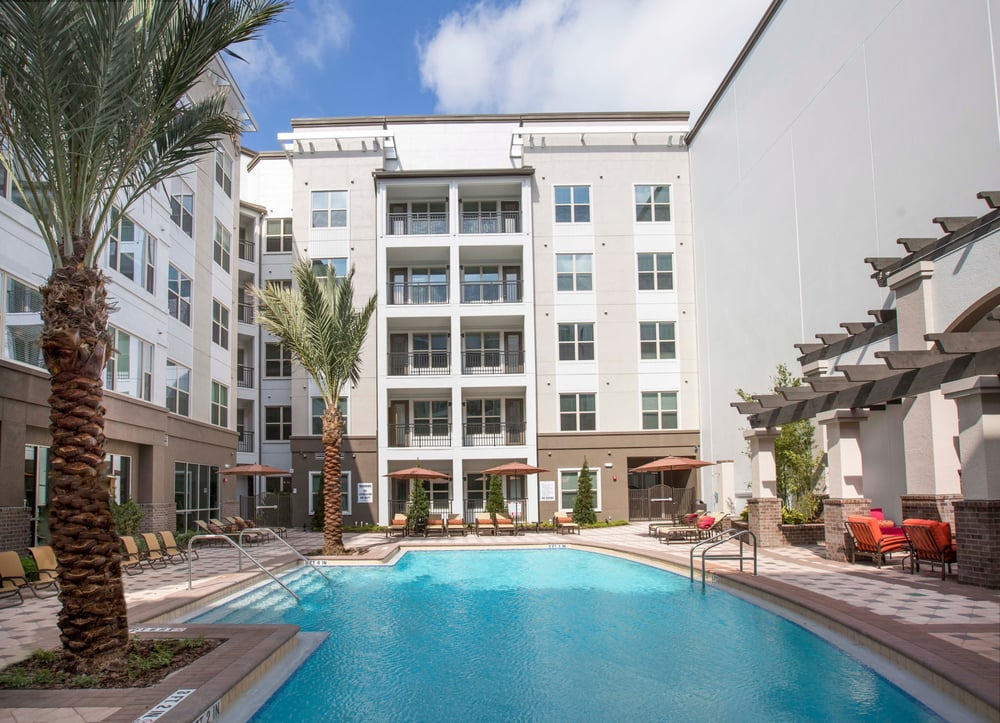 The Rialto Luxury Apartments Orlando Fl