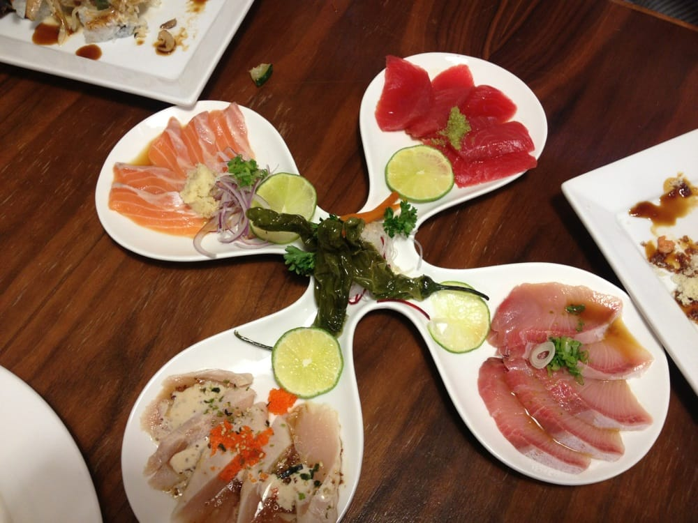 Yori style sashimi yelp for 0 5 japanese cuisine