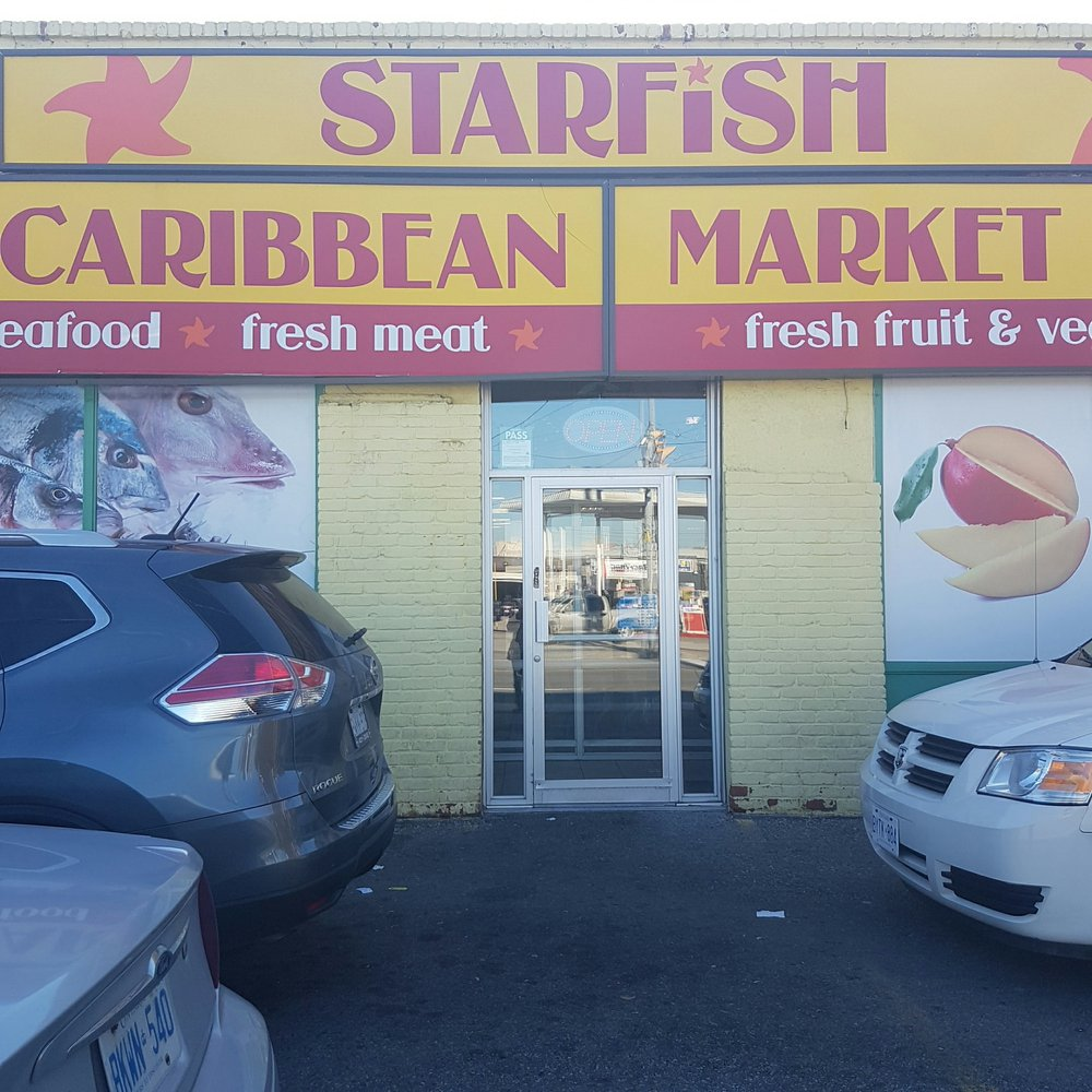 Starfish Caribbean - Seafood Markets - 1746 Weston Rd, York, ON ...