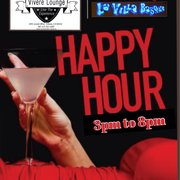 ... - Vernon, CA, United States. Happy hour 3pm to 8pm monday to friday