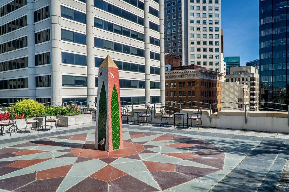 343 Sansome Rooftop Deck: 343 Sansome St, San Francisco, CA