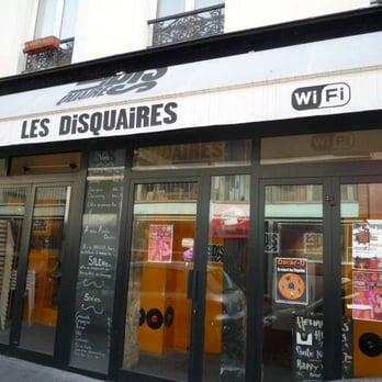 Resultado de imagen para Les Disquaires