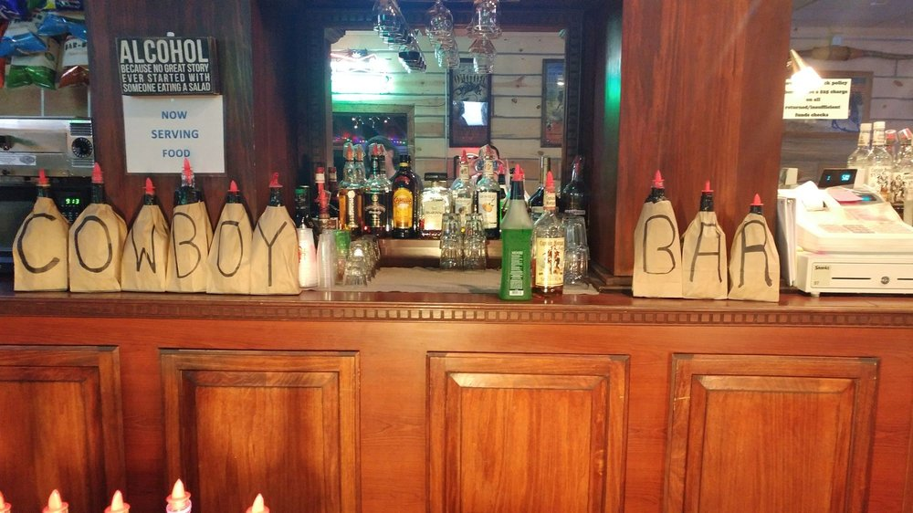 Cowboy Back Bar: 618 5th Ave, Belle Fourche, SD