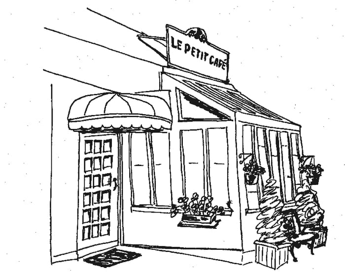 Le Petit Cafe Branford Yelp