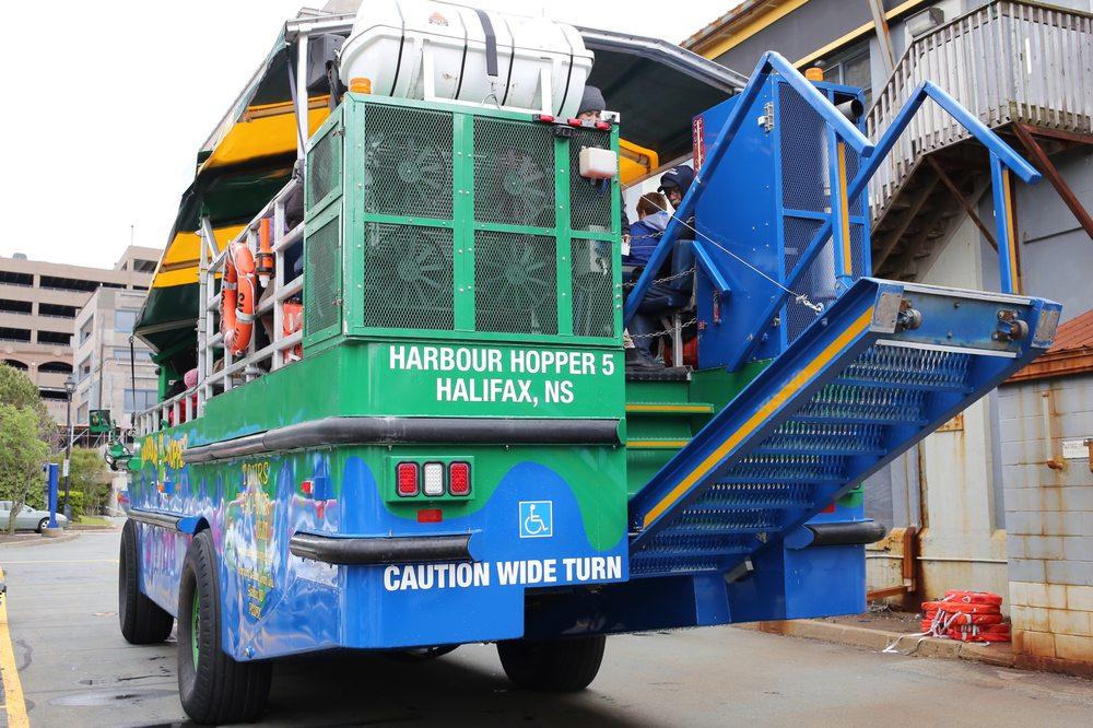 Harbour Hopper Tours Halifax Ns