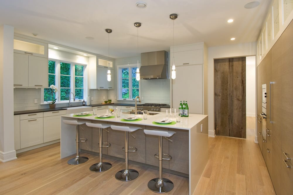 Photo of Hacker Greenwich - Greenwich, CT, United States. Kitchen cabinets and Miele