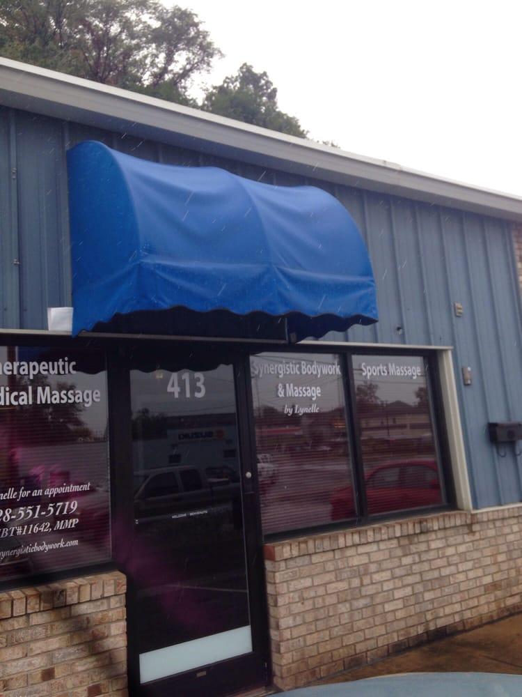 Synergistic Bodywork & Massage: 413 Kanuga Rd, Hendersonville, NC