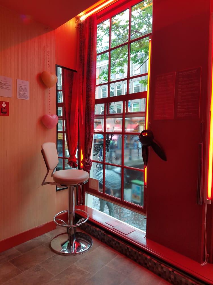 Red Light Secrets: Oudezijds Achterburgwal 60, Amsterdam, NH