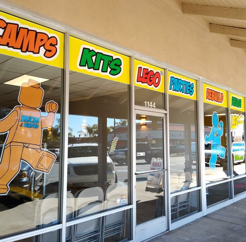 Express Sign & Graphics: 1138 N Main St, Manteca, CA