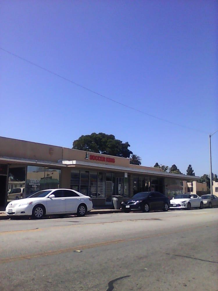 Soccer King: 139 N A St, Oxnard, CA