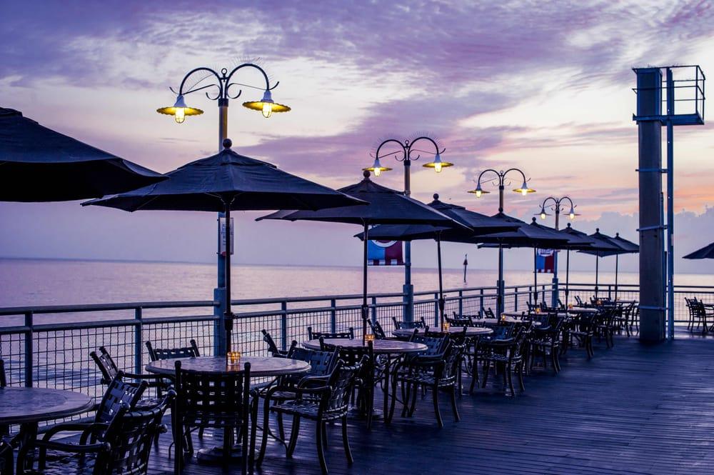 Seafood Restaurants Near Kemah Boardwalk
