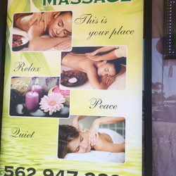 Asian massage la mirada