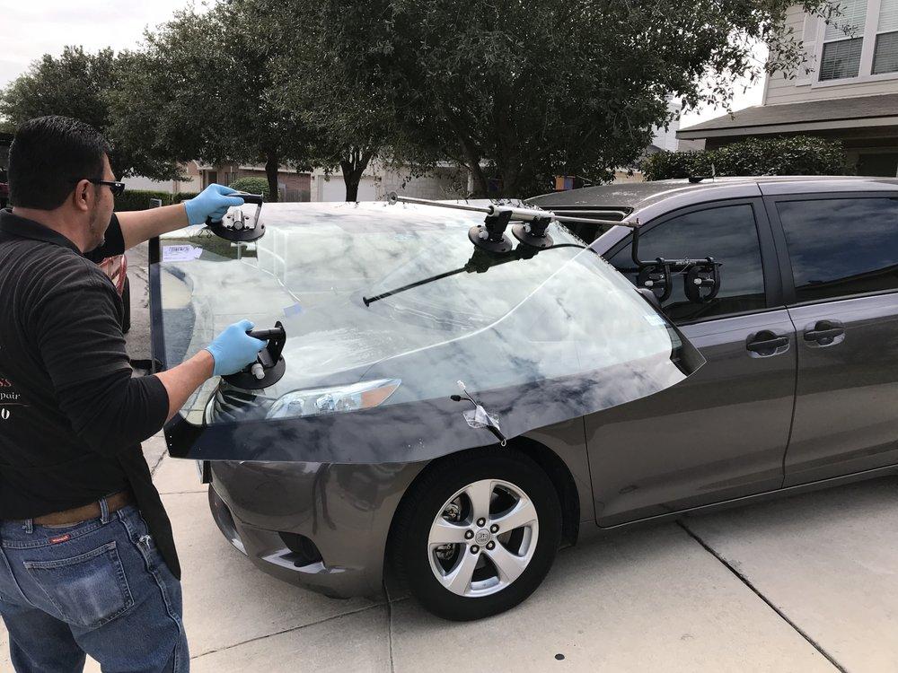 Glass FX Auto Glass Mobile Service