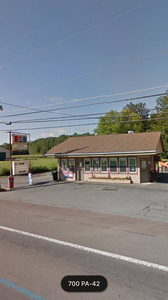 Fran's Dairy Bar: 698 N State St, Millville, PA