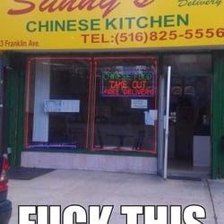 Sunny S Chinese Kitchen Closed Chinese 673 Franklin Ave Franklin Square Ny United