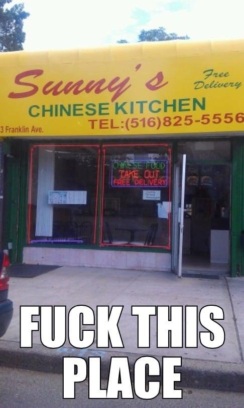 Sunny s chinese kitchen chiuso cucina cinese 673 for K kitchen company cheektowaga ny