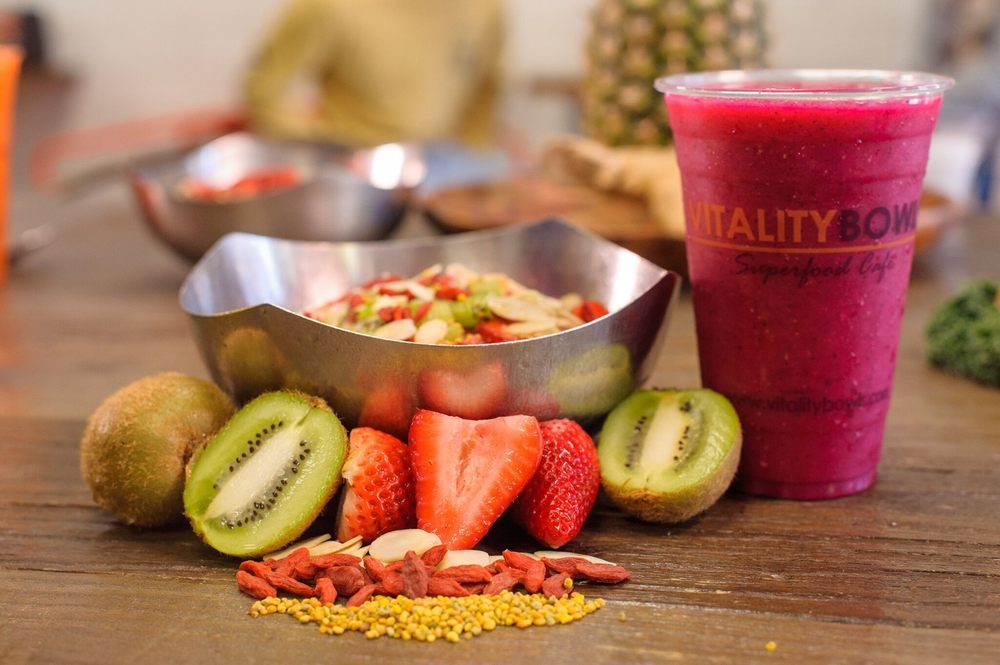 Vitality Bowls - Mill Valley