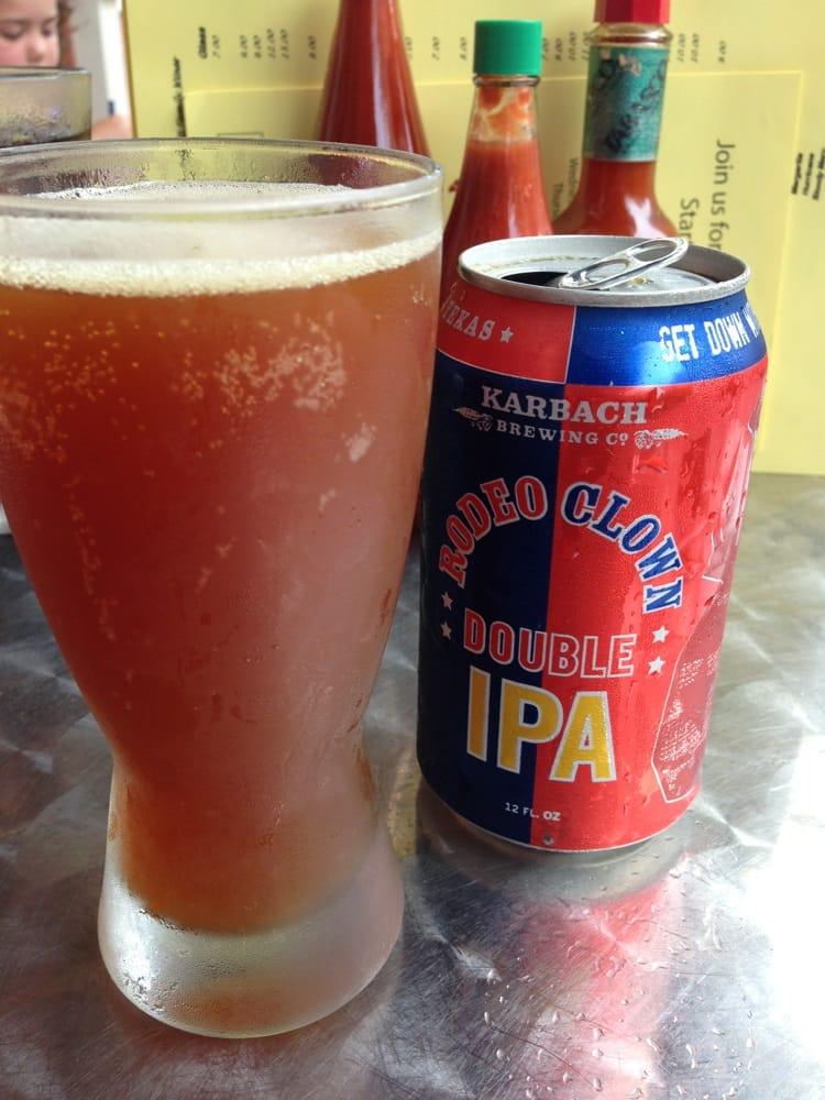 Try The Houston Based Karbach Rodeo Clown Very Nice Yelp