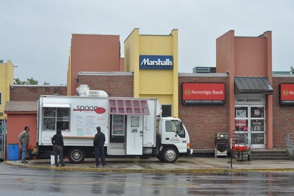 Spoon Truck: 333 Warren St, Boston, MA