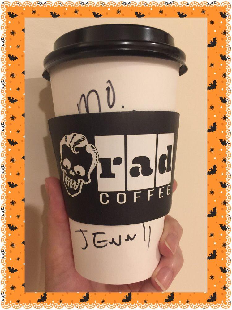 Rad Coffee Truck: Los Angeles, CA