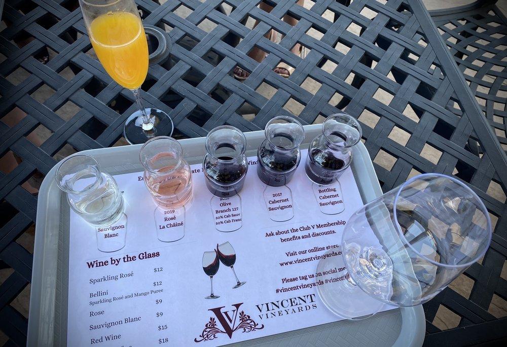 Vincent Vineyards And Winery: 2370 N Refugio Rd, Santa Ynez, CA